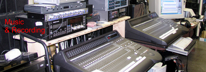 Mackie D8b Recording System